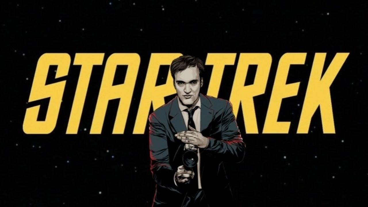 Quentin Tarantino provavelmente não irá dirigir Star Trek