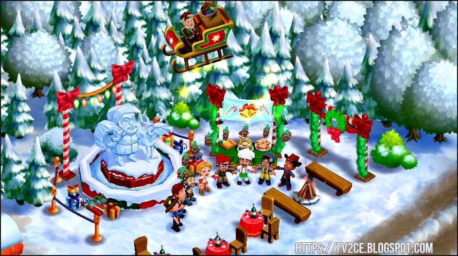 Farmville 2 Christmas Event 2020 Farmville 2 Country Escape Christmas | Khbxqx