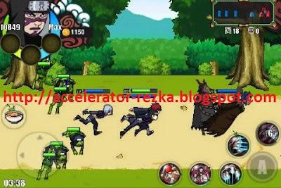 Naruto Senki Mod Sprite : Sasori v2 Replace Kankuro