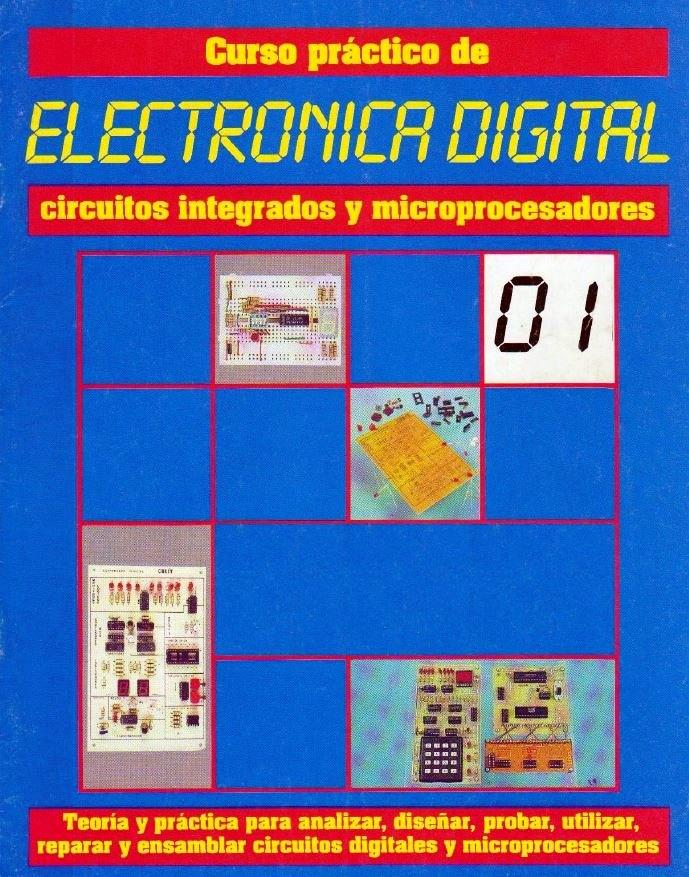 Curso práctico de electrónica digital – CEKIT
