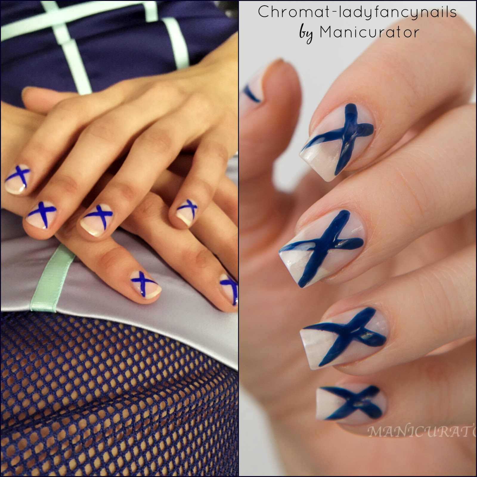 NAFW 2016 Day 7 - Fall 2016 Runway Nail Art: Ladyfancynails for ...
