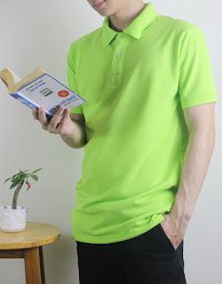 áo thun cá sấu màu xanh chuối giá rẻ tphcm