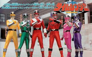 Mirai Sentai Timeranger- Mirai Sentai Timeranger