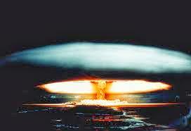 انفجار قنبلة IV KING (قنبلة الانشطار النووي)