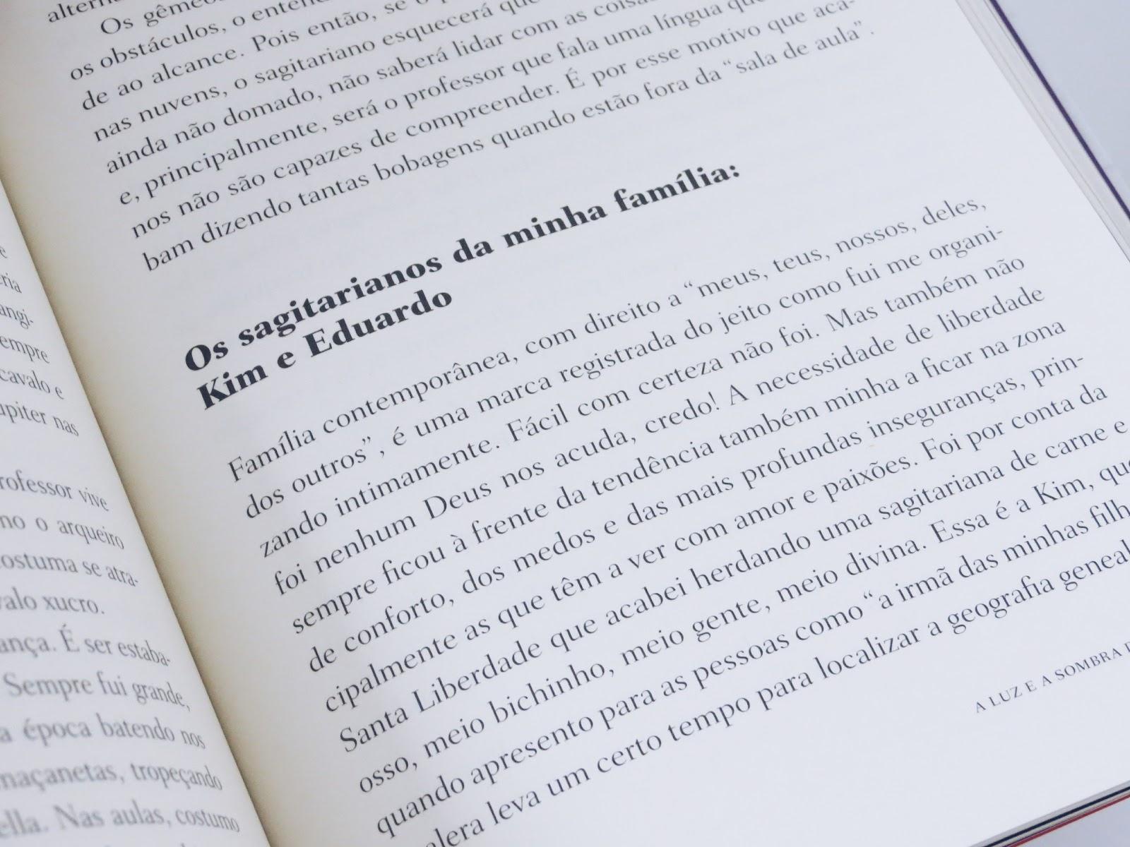 texto de livro