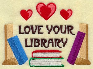 love your library graphic