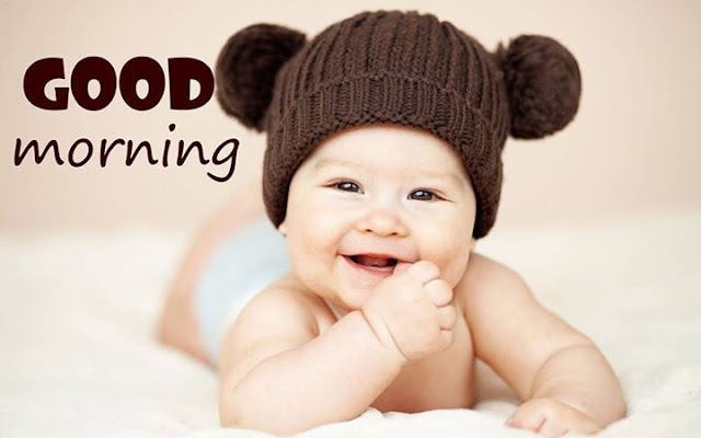 Good Morning Baby Image