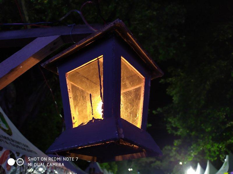 Hasil Foto Kamera Xiaomi Redmi Note 7