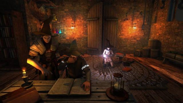 In The Dead Of Night Urszula's Revenge PC Game