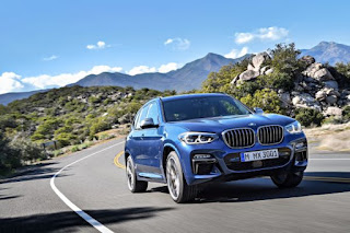 Noul BMW X3