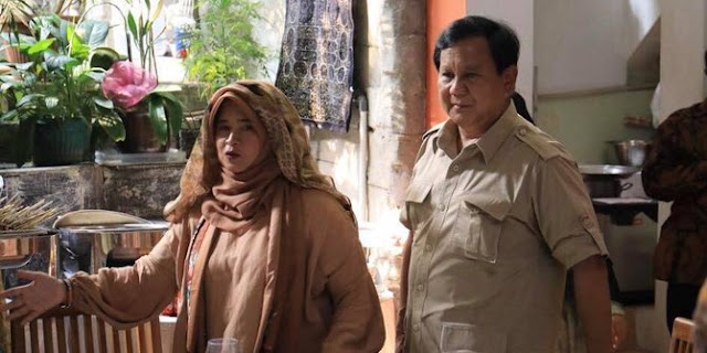 Prabowo: Emak-emak Dikejar dan Disereti, Ulama Diintimidasi