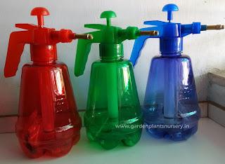 hand sprayer pump