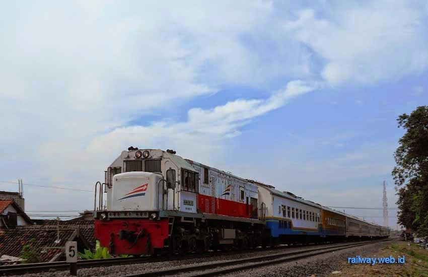 Jadwal Kereta Api Kutojaya Selatan