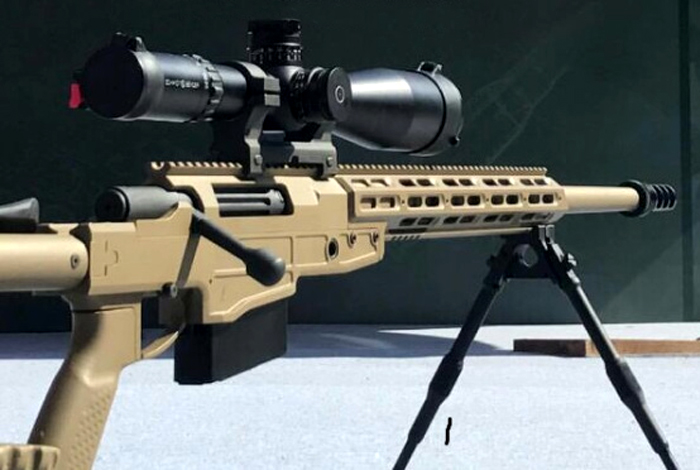 Senapan Penembak Runduk (SPR) 4