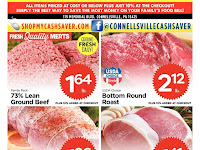 Cash Saver Weekly Ad April 10 - April 16, 2019 (or 4/11/19)