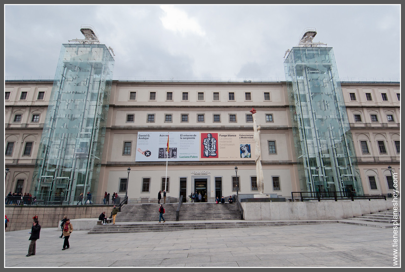 Museo Reina Sofia.Museo Reina Sofia Arte Misterios E Historia En Madrid Tienes
