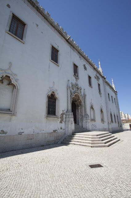 Museo degli azulejos-Lisbona