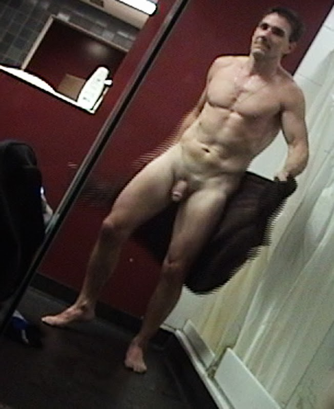 Naked Men At The Gym 28