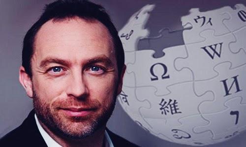 Biodata Jimmy Wales Si Founder Wikipedia dan Presiden Wikia Inc.