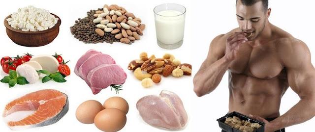 Dieta da Proteína com Cardápio Completo