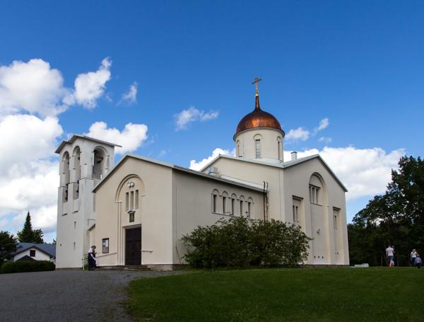 Uusi Valamo Heinävesi kirkko_