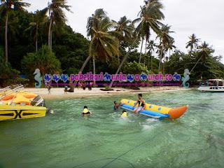 water sport di karimunjawa