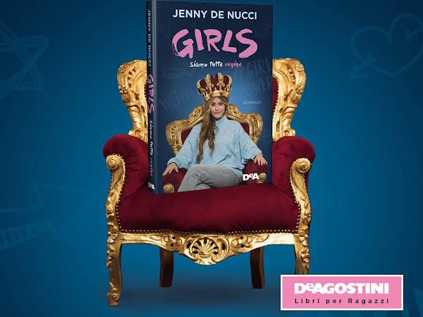 Segnalazione Girls di Jenny De Nucci