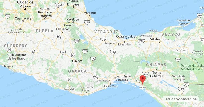 Temblor En México De Magnitud 4.0 (Hoy Miércoles 11