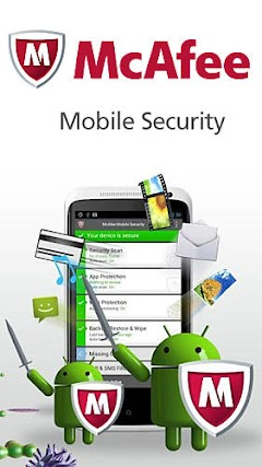 Download AntiVirus Android McAfee Mobile Security