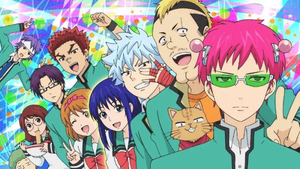 Saiki Kusuo Psi-nan - Daftar Anime Buatan Studio J.C.Staff Terbaik