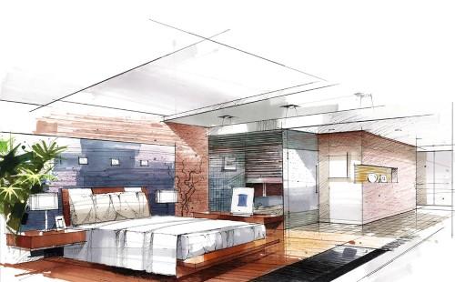 tips dasar membuat desain bentuk rumah terbaru sendiri