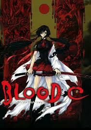 anime blood c