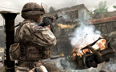 Call of Duty 4 Modern Warfare 1 PC Game Free Download