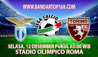 Prediksi Lazio vs Torino 12 Desember 2017