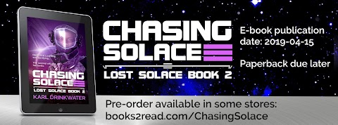 Say Hello To Chasing Solace