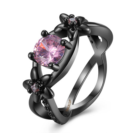 anello nero tendenza gioielli 2018 fashion rings