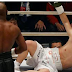 Floyd Mayweather earns 1st round knockout in extremely strange fight, makes a ton of money