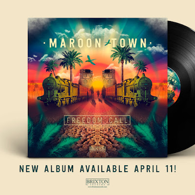 maroon-town-freedom-call-album-brixton-records