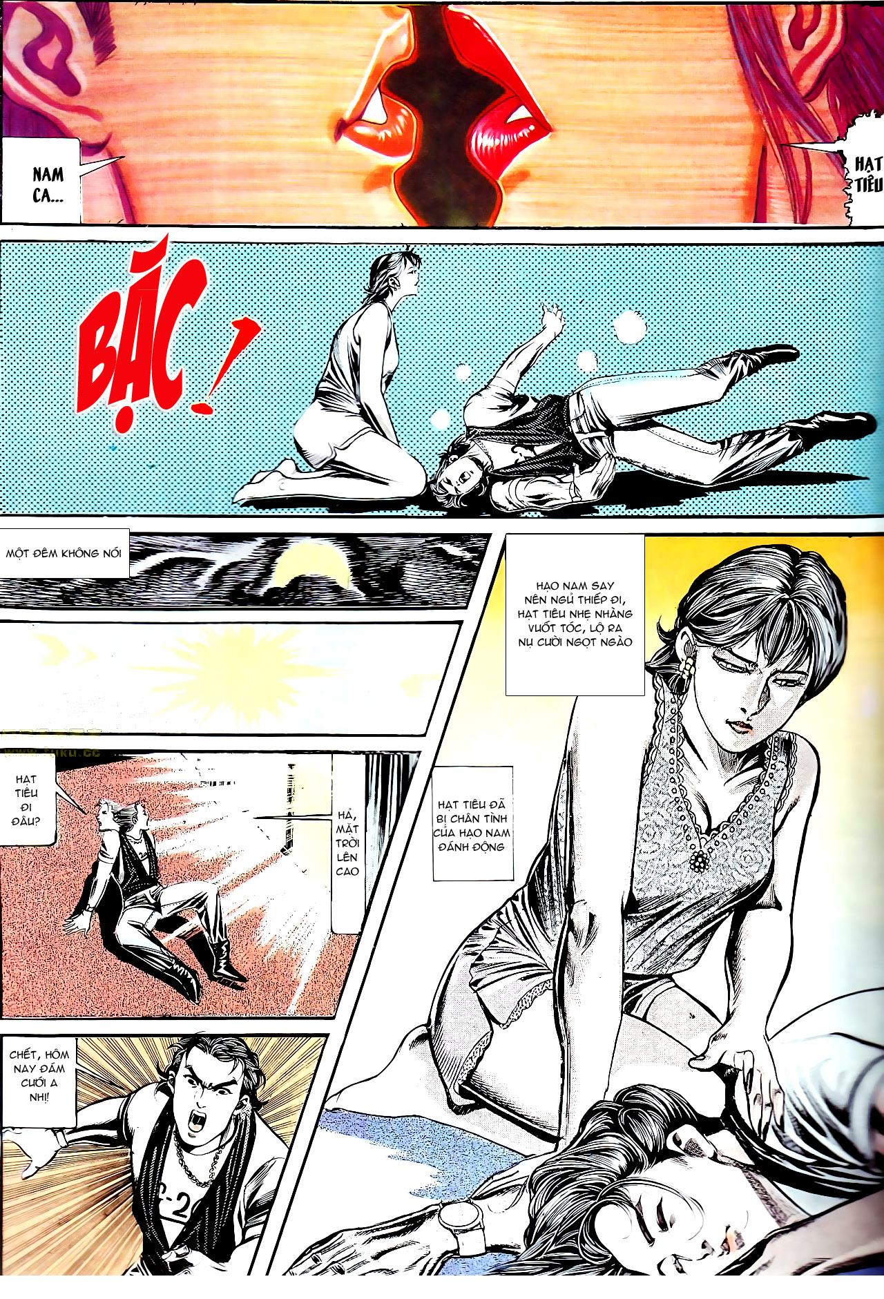 Người Trong Giang Hồ chapter 137: yêu nhất là ai trang 32