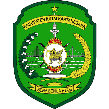 Logo Lambang Kabupaten Kutai Kartanegara