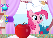 My Little Pony Pinkie Pie Apple Pir Recipe juego
