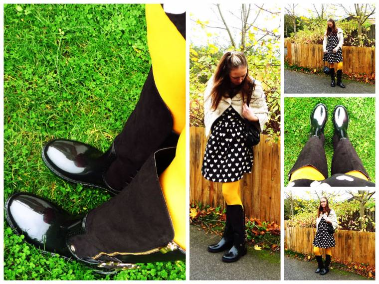 How To Wear Posh Wellies: Over 40 Style