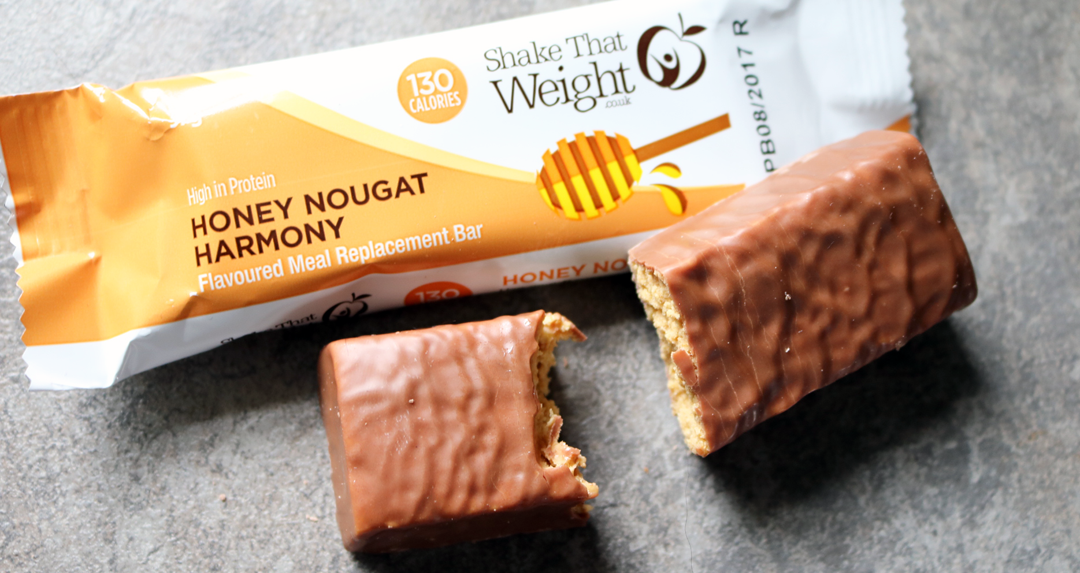 Shake That Weight Honey Nougat Harmony Bar