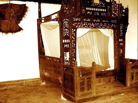 Art and Interior SPECIAL SERIES Ancient Beds and