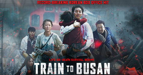 Review Movie : Train to Busan