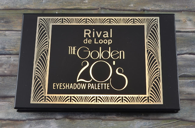 Rival de Loop The Golden 20's LE Eyeshadow Palette