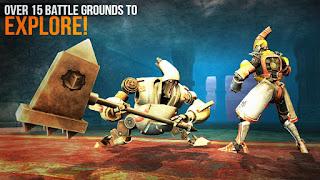 Clash Of Robots v2.8 Mod