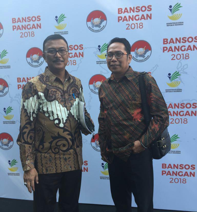 Kadinsos Makassar Hadiri Rakor Tingkat Nasional Terkait Bansos Pangan