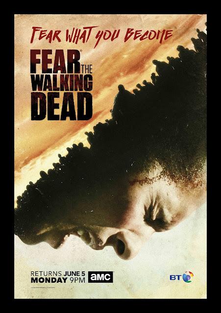 fear the walking dead new artwork