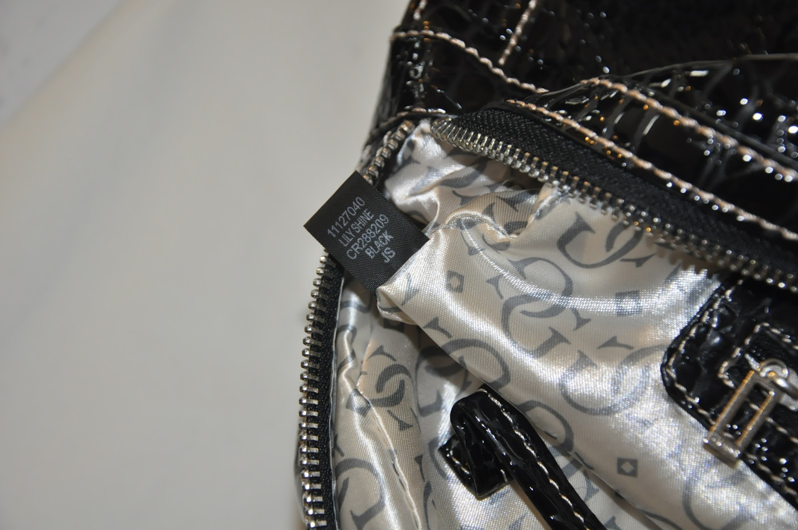 How To Spot Fake Guess Bags